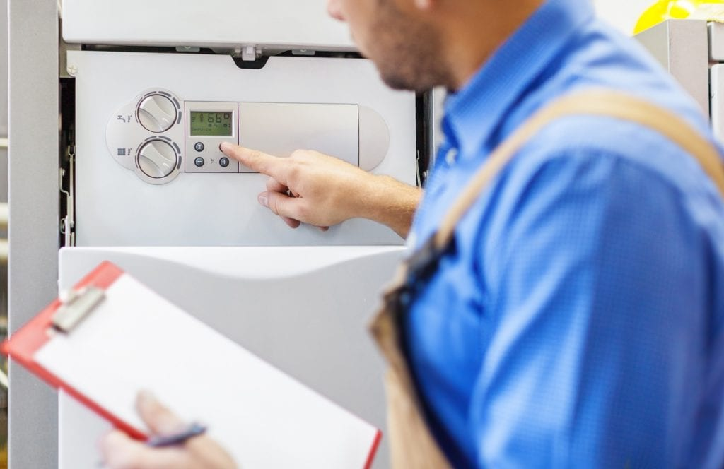 Residential Tank-less Water Heater Services in Illinois