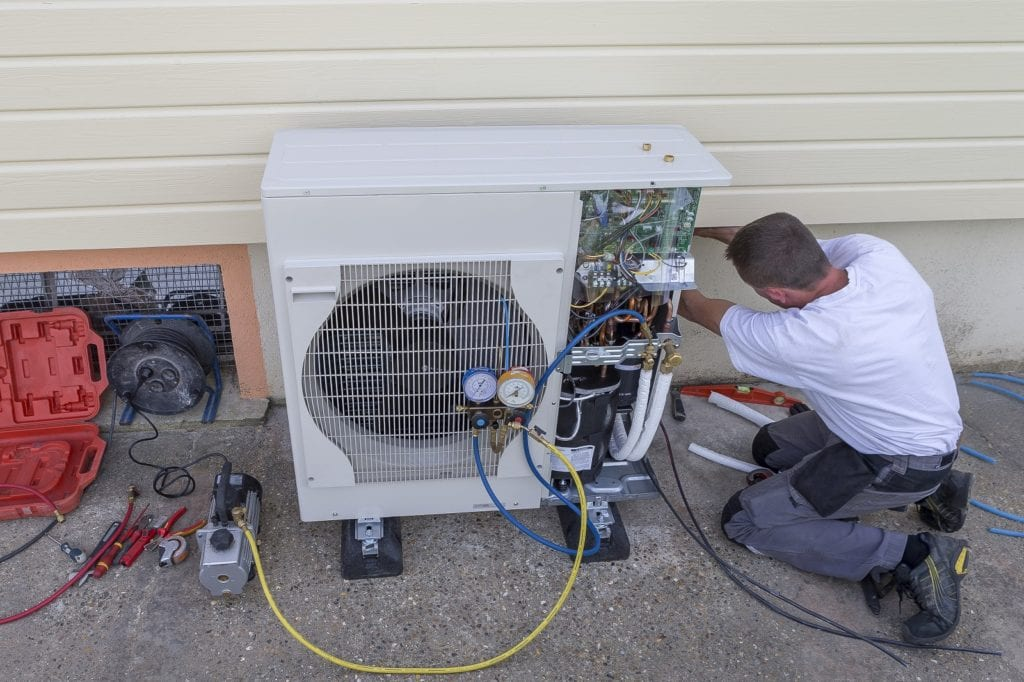 Tell us about your Home or Residential Heat Pumps Installation and Maintenance Repair Services Project Now